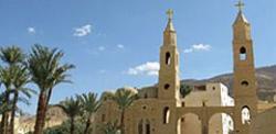 В Египте восстановлена древнейшая христианская обитель