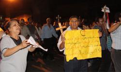 Полиция Каира разогнала демонстрантов, вспоминавших «события Масперо»