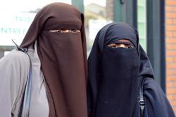 Суд по правам человека подтвердиn запрет на паранджу