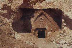 В Назарете отыскали жилище, в котором, предположительно, прошли первые годы Хрис