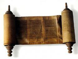 Синагога «русских иудеев» получила свиток Торы
