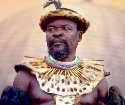 африканский вождь