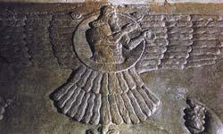 Формирование и развитие вавилонского пантеона богов