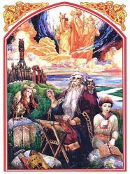 Боги славян, славянские боги