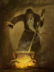 Друиды и верования древних кельтов