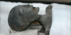 Найдена мумия Эхнатона