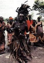 Магия в традиционных религиях Африки