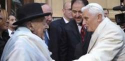 Визит Понтифика в Римскую синагогу: новый старт межрелигиозному диалогу