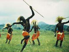 Религии народов Южной и Тропической Африки
